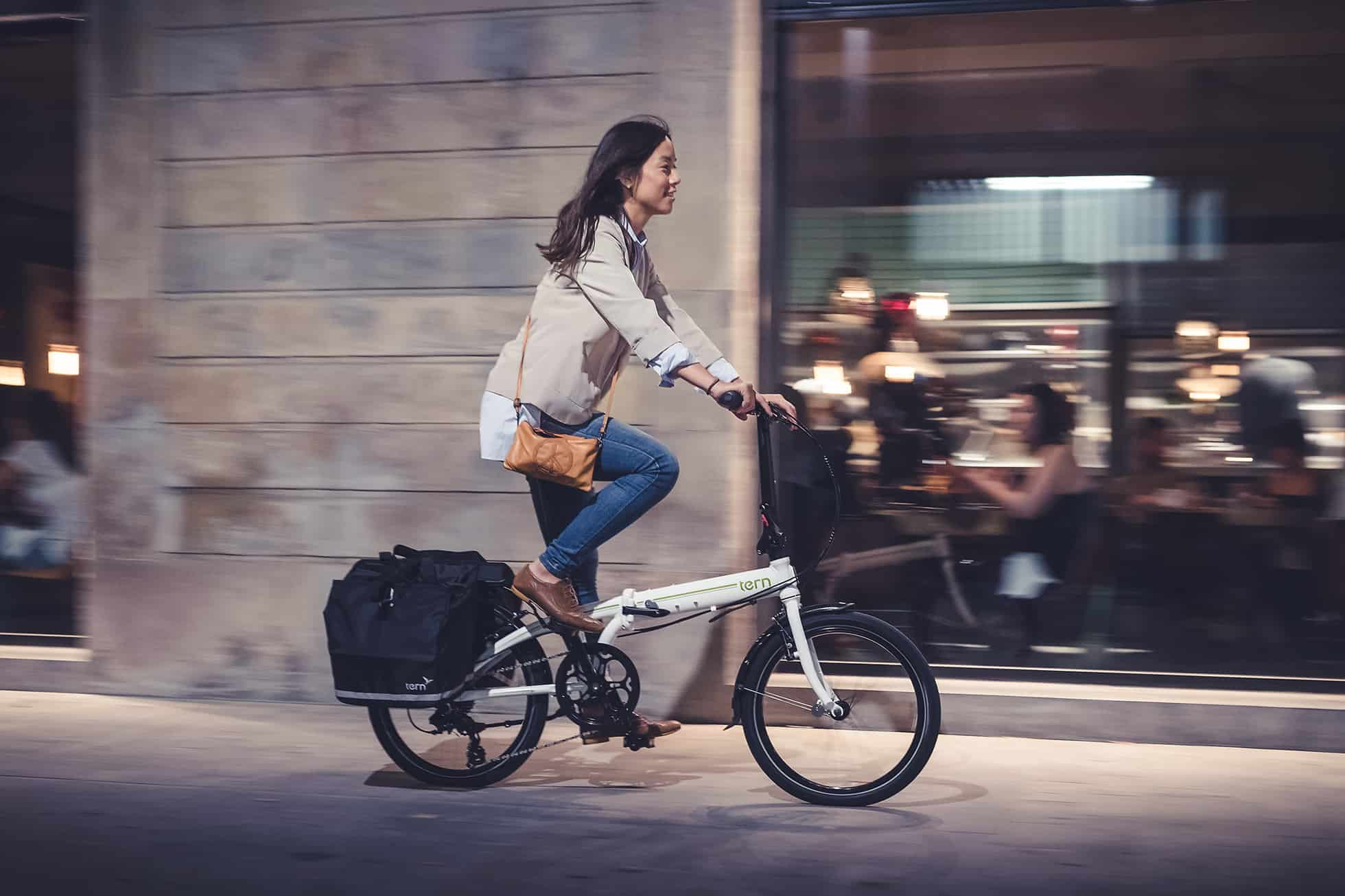 Using folding bike in daily life can make your life easier